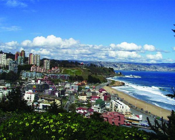 The Beauty of Viña del Mar